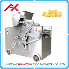 Durable Cookie Maker Machine , Industrial Cookie Machine For Food Industry